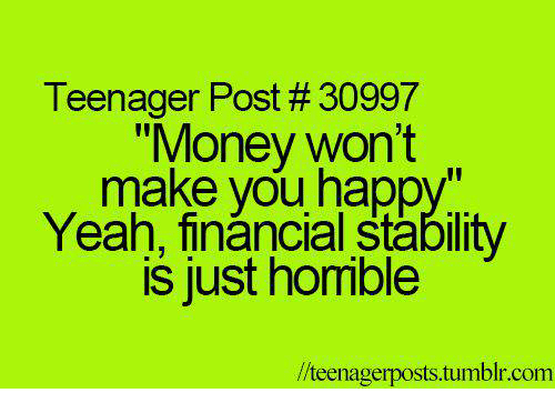 how to make money if your a teenager