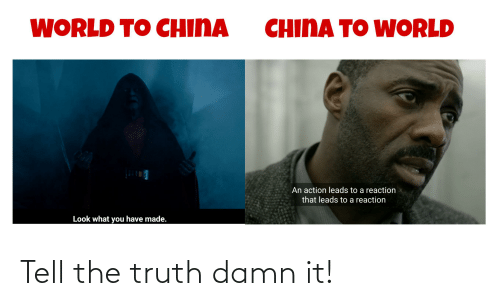 Tell The Truth: Tell the truth damn it!