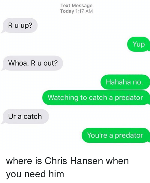 catch a predator