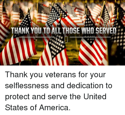 Thank You Veterans Funny Meme : Funny selflessness memes of on sizzle children