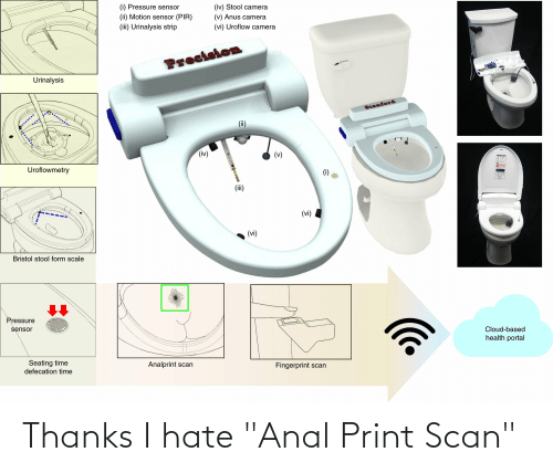 """Scan: Thanks I hate """"Anal Print Scan"""""""