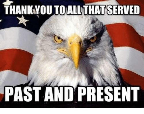 thankyou: THANKYOU TO ALLTHATSERVED  PAST AND PRESENT