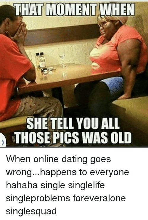 All that is wrong with dating sites