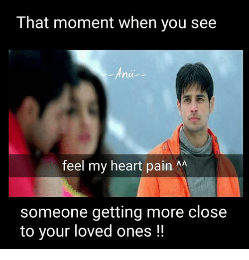 that moment when you see ando feel my heart pain 6012628 🔥 25 best memes about heart heart memes