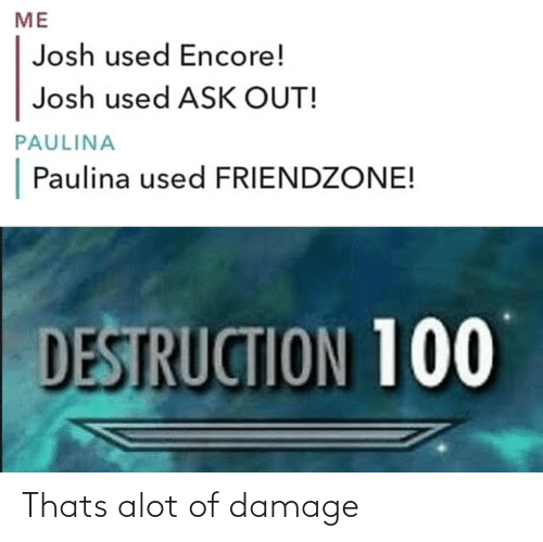 alot: Thats alot of damage