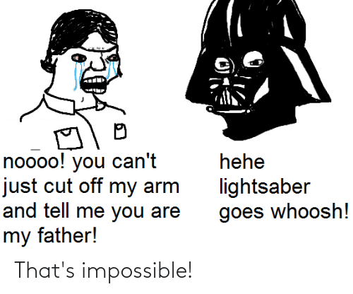 Thats Impossible: That's impossible!