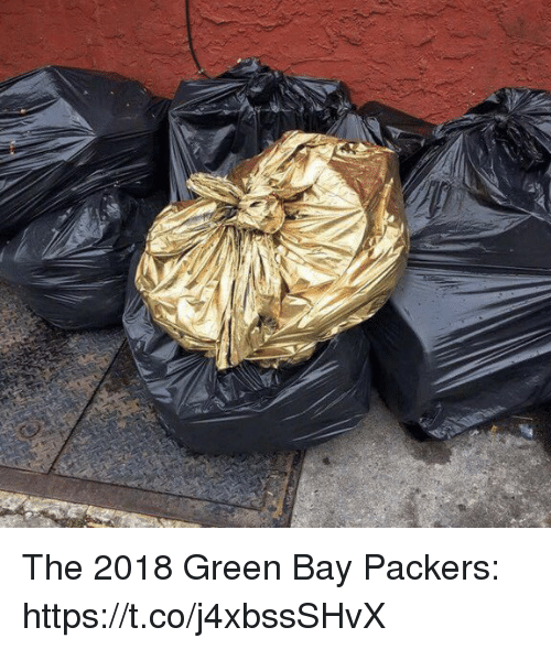 Green Bay Packers: The 2018 Green Bay Packers: https://t.co/j4xbssSHvX