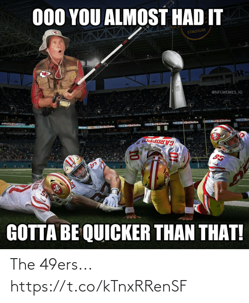 San Francisco 49ers: The 49ers... https://t.co/kTnxRRenSF