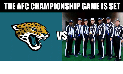 AFC Championship Game, Nfl, and Game: THE AFC CHAMPIONSHIP GAME IS SET