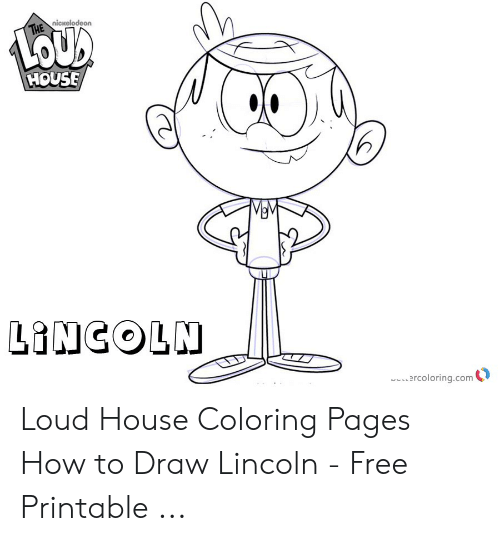 25+ Best Memes About Loud House Lincoln | Loud House ...