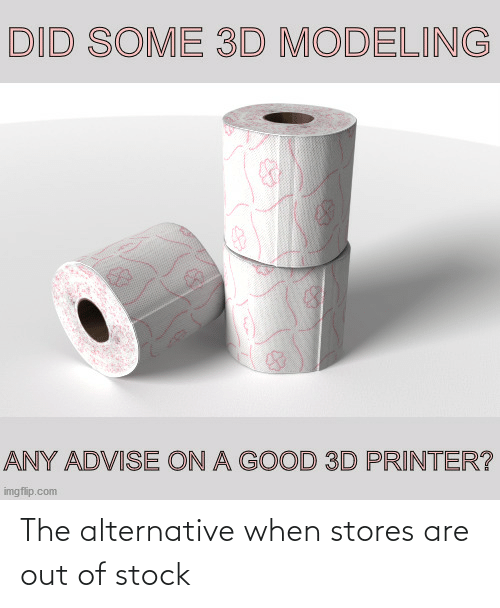 Out Of Stock: The alternative when stores are out of stock