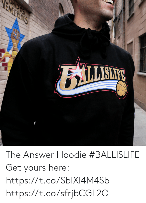 hoodie: The Answer Hoodie #BALLISLIFE   Get yours here: https://t.co/SbIXl4M4Sb https://t.co/sfrjbCGL2O