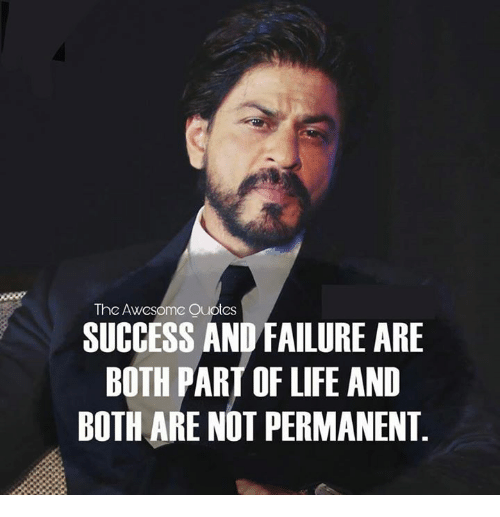 Inspirational Quotes About Failure: 25+ Best Memes About Failure