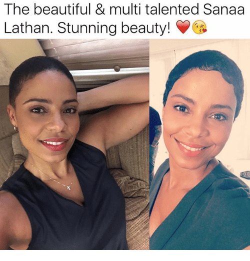 Beautiful, Memes, and Sanaa Lathan: The beautiful & multi talented Sanaa  Lathan. Stunning beauty!