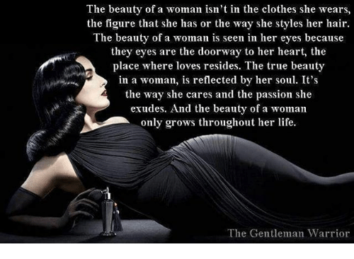 the beauty of a woman isnt in the clothes she 13156066 the beauty of a woman isn't in the clothes she wears the figure