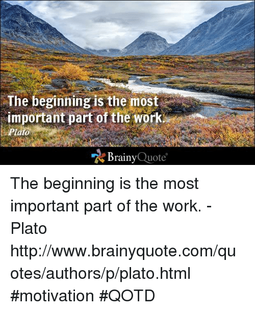 the importance of studying platos works Why is plato so important (selfaskphilosophy) submitted 3 years ago by eichenberg90 i will read more of his work as soon as i'm done studying for my finals.