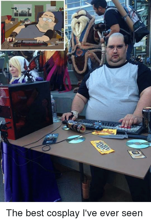 Funniest Meme Ever Seen : The best cosplay i ve ever seen meme on sizzle