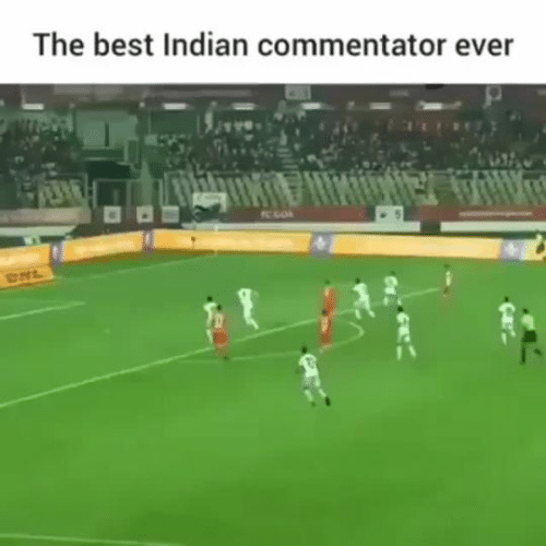 Commentator: The best Indian commentator ever  TC GOA  RHL
