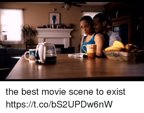 Blackpeopletwitter, Best, and Movie: the best movie scene to exist https://t.co/bS2UPDw6nW