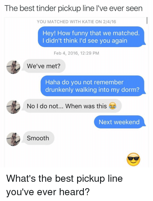 Funny tinder profile lines for dating 8