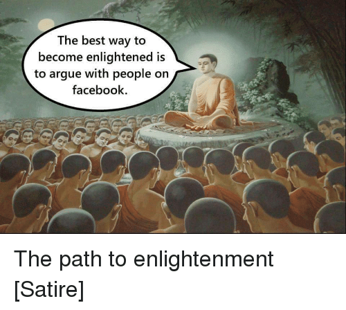 Path To Enlightenment: 2253 Funny Arguing Memes Of 2016 On SIZZLE