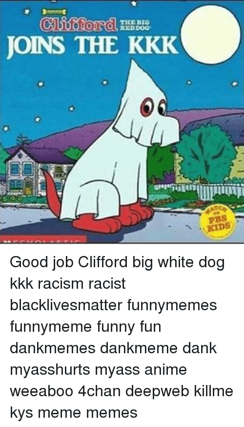 Clifford The Big Red Dog Meaning