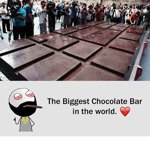 How To Tell If Your Chocolate Bar Makeup Is Real