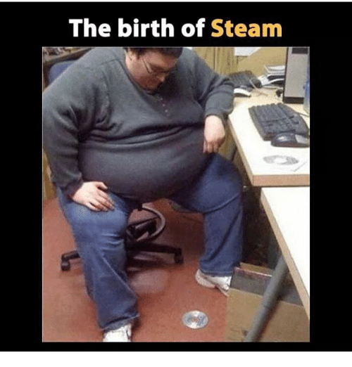 Memes, Steam, and 🤖: The birth of Steam