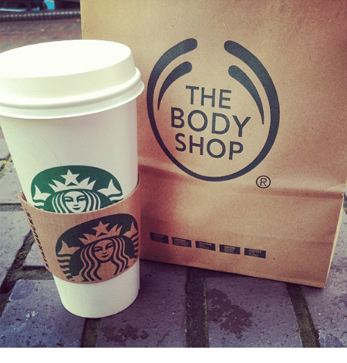 the body shop: THE  BODY  SHOP
