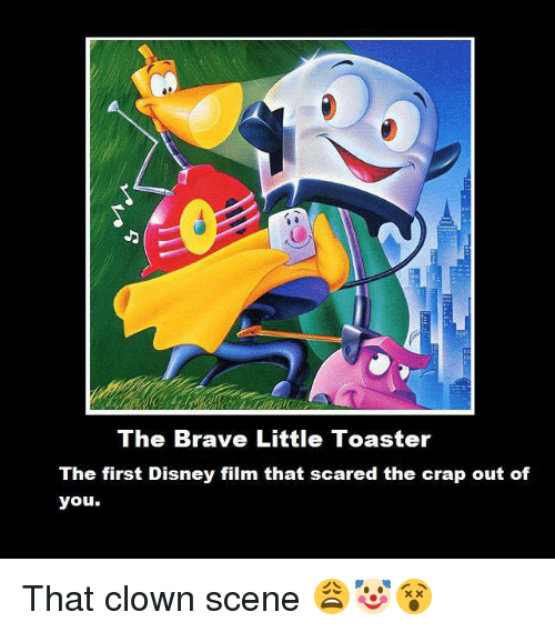The Brave Little Toaster the First Disney Film That Scared ...
