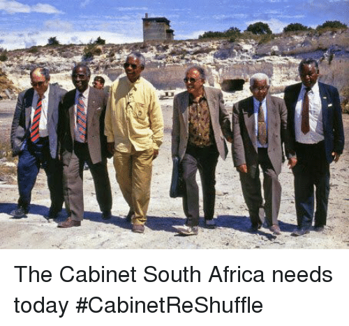 The cabinet south africa needs today cabinetreshuffle for Cupboards south africa