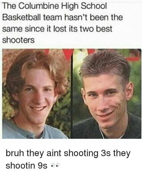 The Best School Shooting Memes Memedroid: Funny Lost And School Memes Of 2016 On SIZZLE