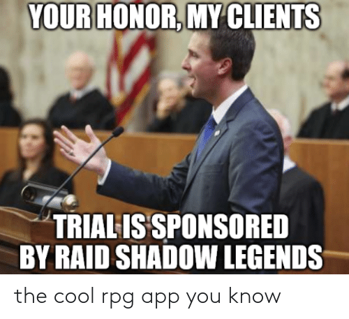 rpg: the cool rpg app you know