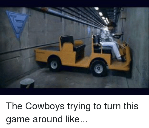 Football, Nfl, and Sports: The Cowboys trying to turn this game around like...