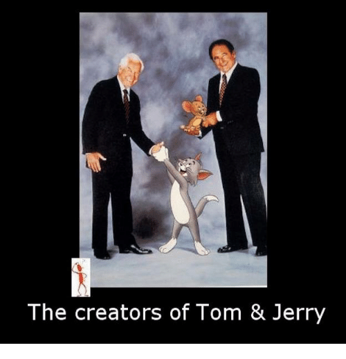 Tom & Jerry: The creators of Tom & Jerry