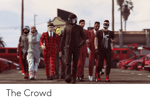crowd: The Crowd