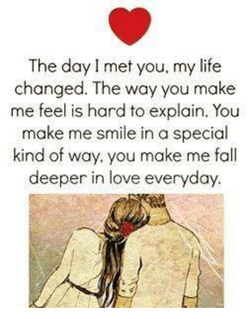 Quotes About Love For Him: 25+ Best Memes About Life Change