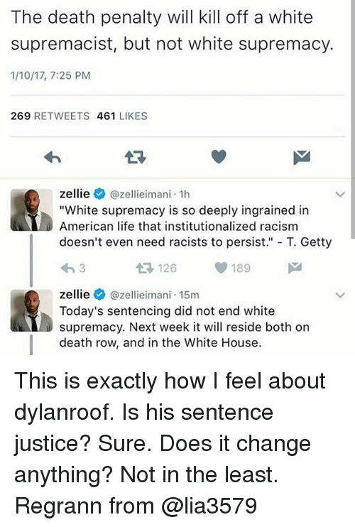 racism in the death penalty