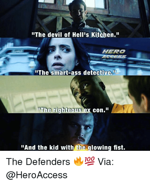 25+ Best Memes About The Defenders