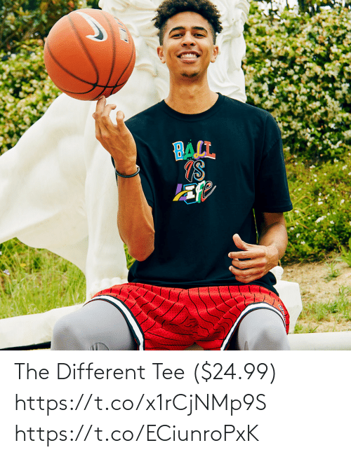 tee: The Different Tee ($24.99)   https://t.co/x1rCjNMp9S https://t.co/ECiunroPxK