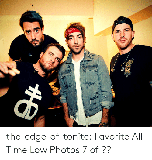 the edge: the-edge-of-tonite:   Favorite All Time Low Photos 7 of ??