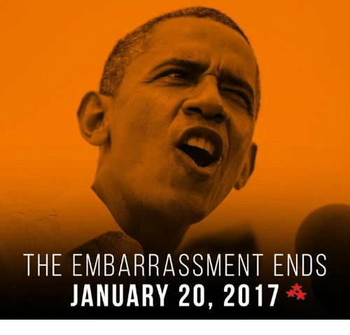 THE END IS NEAR: Jan. 20, 2017 The-embarrassment-ends-january-20-2017-6040129