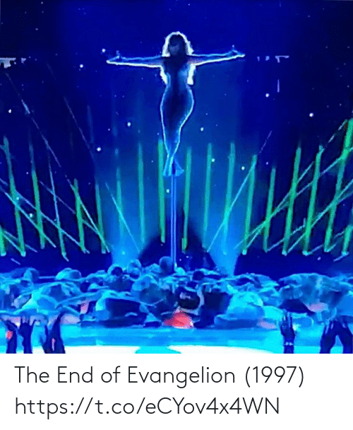espanol: The End of Evangelion (1997) https://t.co/eCYov4x4WN