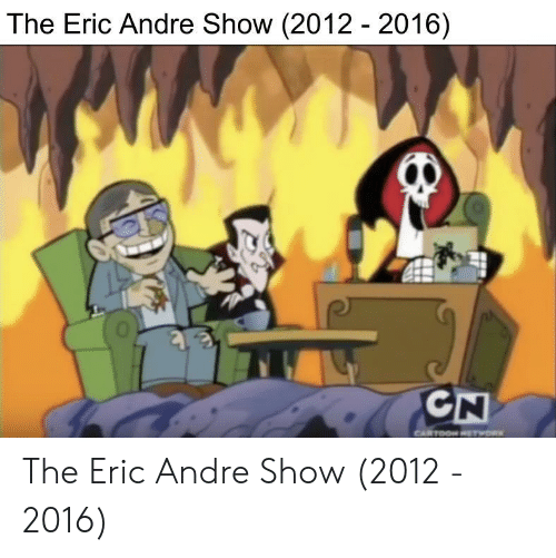Eric Andre: The Eric Andre Show (2012 - 2016)