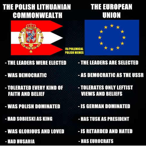 the european the polish lithuanian union commonwealth fbipolemical polish memes 13855678 🔥 25 best memes about polish lithuanian polish lithuanian memes