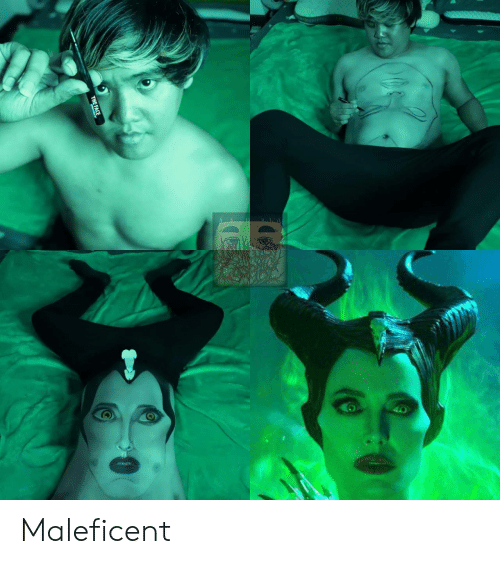 maleficent: THE FACE Maleficent