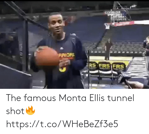 shot: The famous Monta Ellis tunnel shot🔥  https://t.co/WHeBeZf3e5