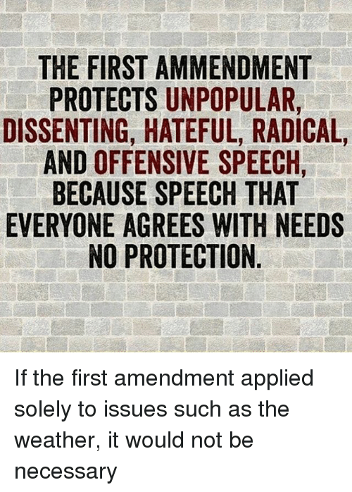 Image result for first ammendment