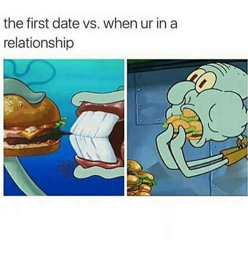 Dating vs in a relationship