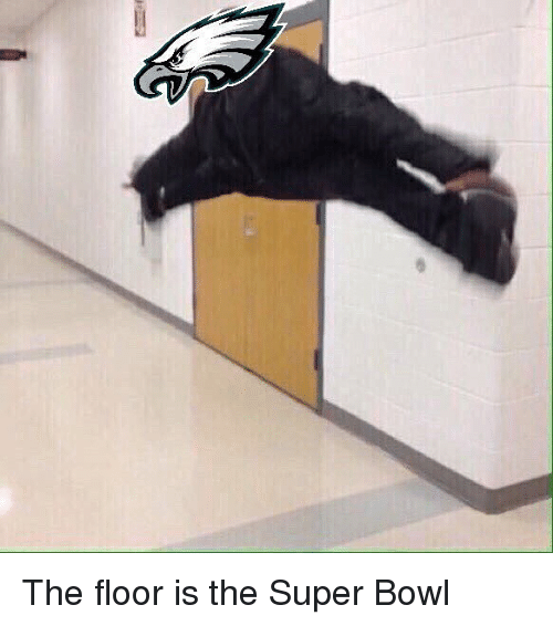 Nfl, Super Bowl, and Bowl: The floor is the Super Bowl